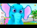 Kids Nursery Rhymes Songs Collection | Kindergarten Rhymes | 3d Baby Songs By Little Treehouse video