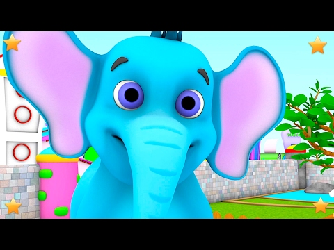 Kids Nursery Rhymes Songs Collection | Kindergarten Rhymes | 3D Baby Songs by Little Treehouse