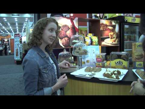 NATURAL PRODUCTS EXPO: PART 1 With Udi's Gluten Free