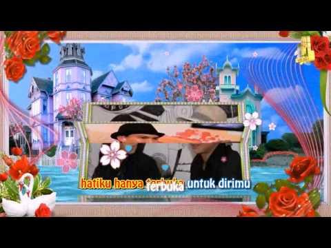 Ella    ft Anji ___ Risalah Hati (lyrics)