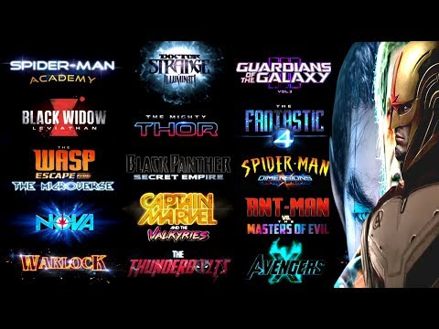 Jake Dill - Marvel Phase 4 Release Dates Announced
