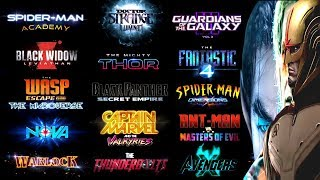 MCU PHASE 4 MAJOR LEAK MARVEL OFFICIALLY GROWING THE MCU IN PHASE 4 POST AVENGERS ENDGAME