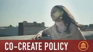 الاقتصاد المحلي الإطار: Co-خلق سياسة w/ ألفا Demmellash