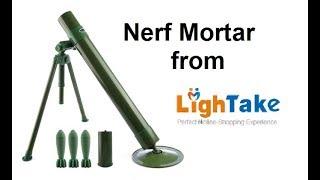 Nerf Mortar by Lightake