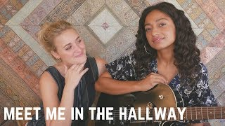 Harry Styles - Meet Me in the Hallway (Cover) By Dana Williams and AJ Michalka