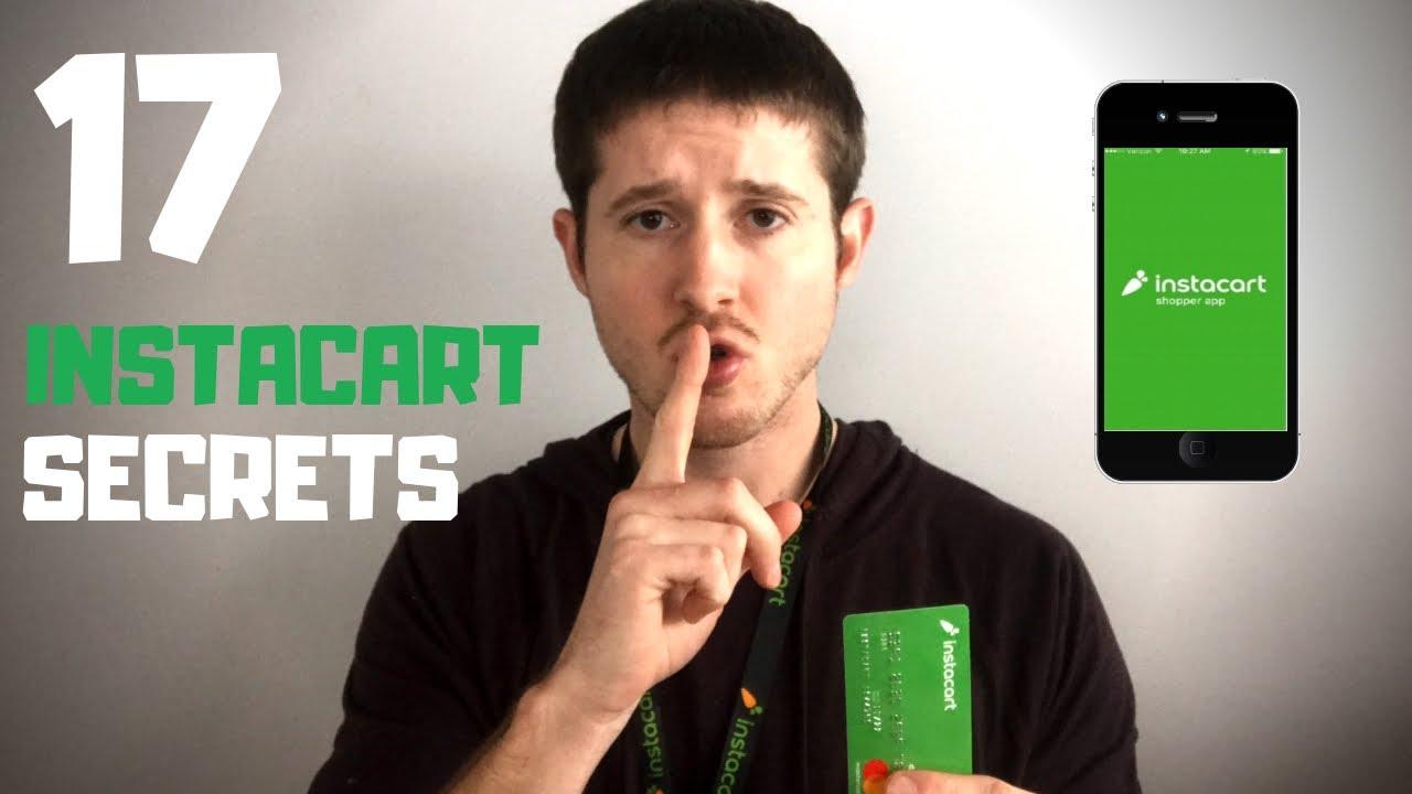 17 Secrets to Instacart Shopping