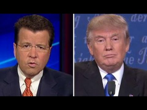 Cavuto: Don't expect Donald Trump to waste his shot
