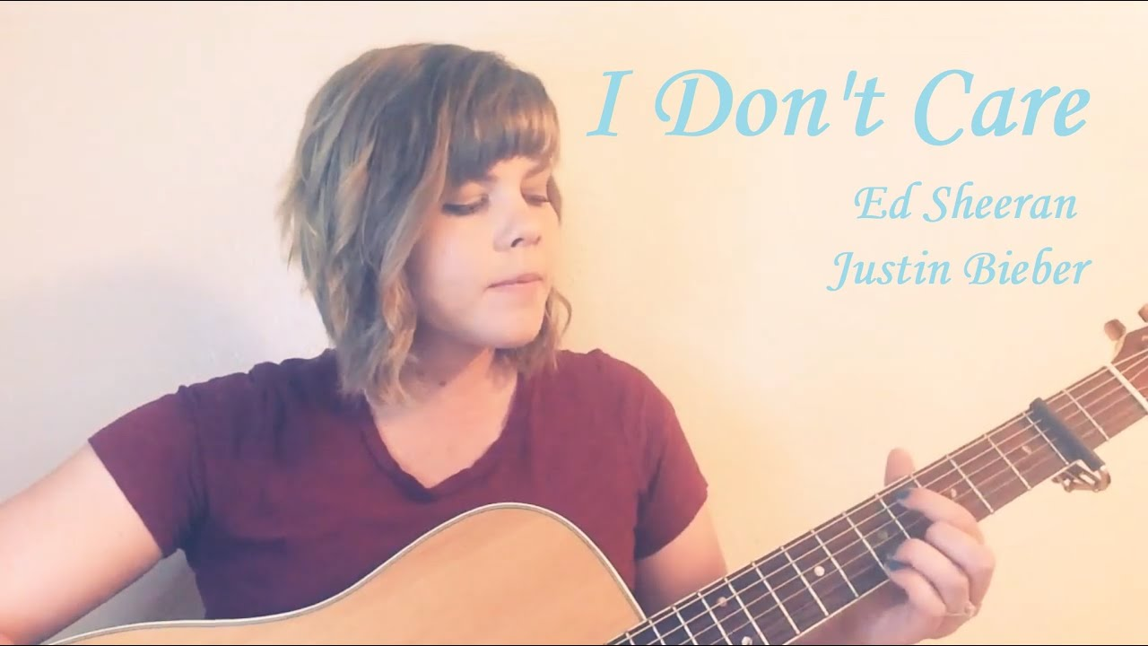 I Don't Care By Ed Sheeran And Justin Bieber (GUITAR