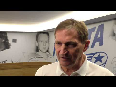 Alois Hadamczik byl jmenován novým hlavním trenérem Komety