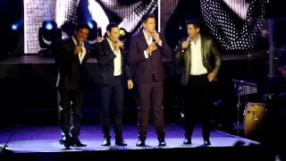 Il Divo Manila 2016 - My Way
