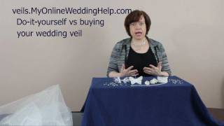 Your Veil: DIY or Buy? Thumbnail