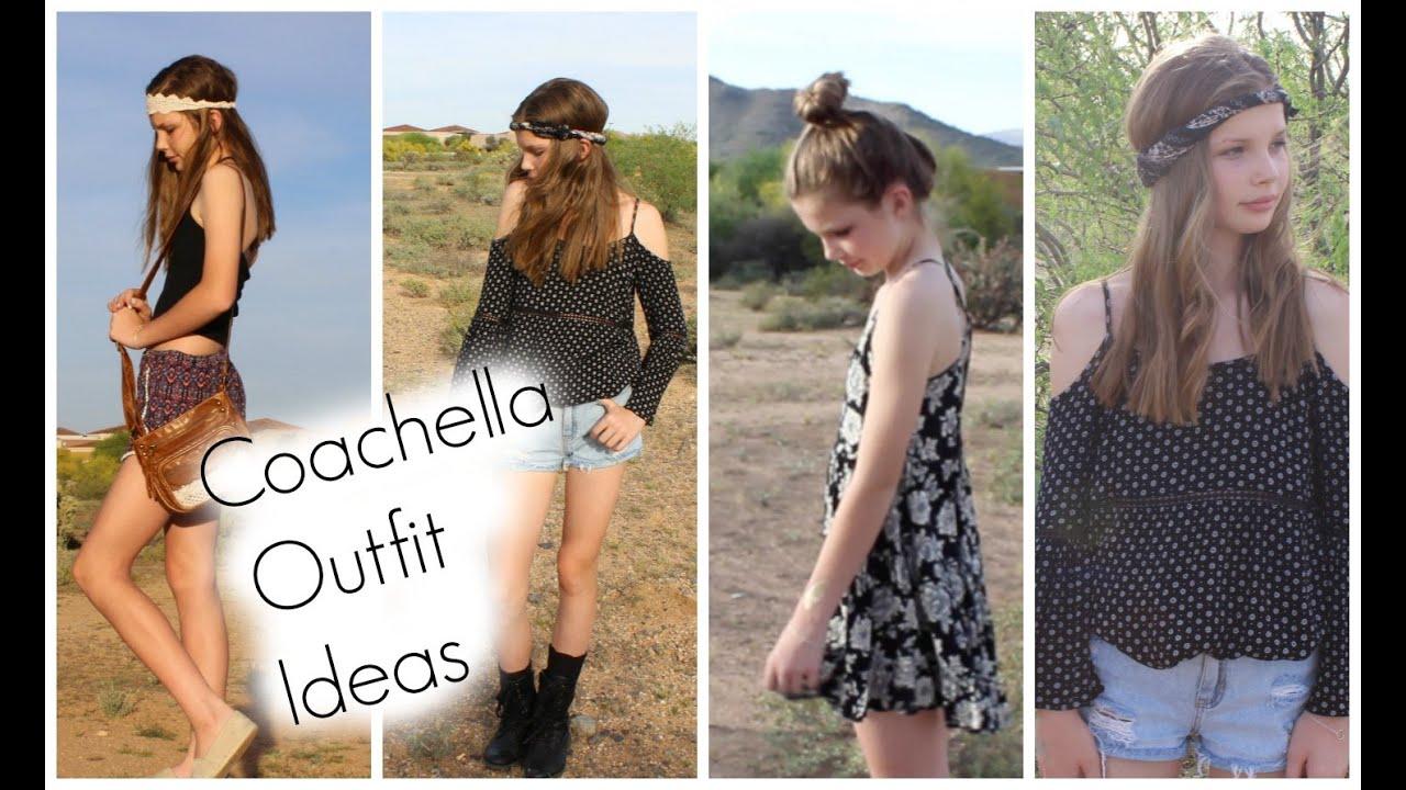 Coachella Outfit Ideas 2016