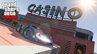 GTA Online - Casino Time Trial 00:34.886 w/ Vigilante