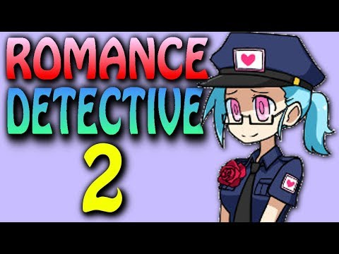 Yuri Love Police | Romance Detective 2 | 2 Girls 1 Quick Look
