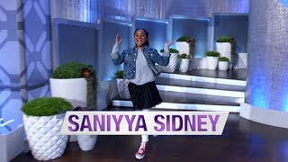 Monday on 'The Real': Saniyya Sidney