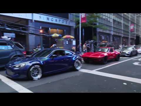 Rápidos y Furiosos 8 - New York - Material Extra