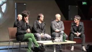 Indochine : Conférence de presse 2008