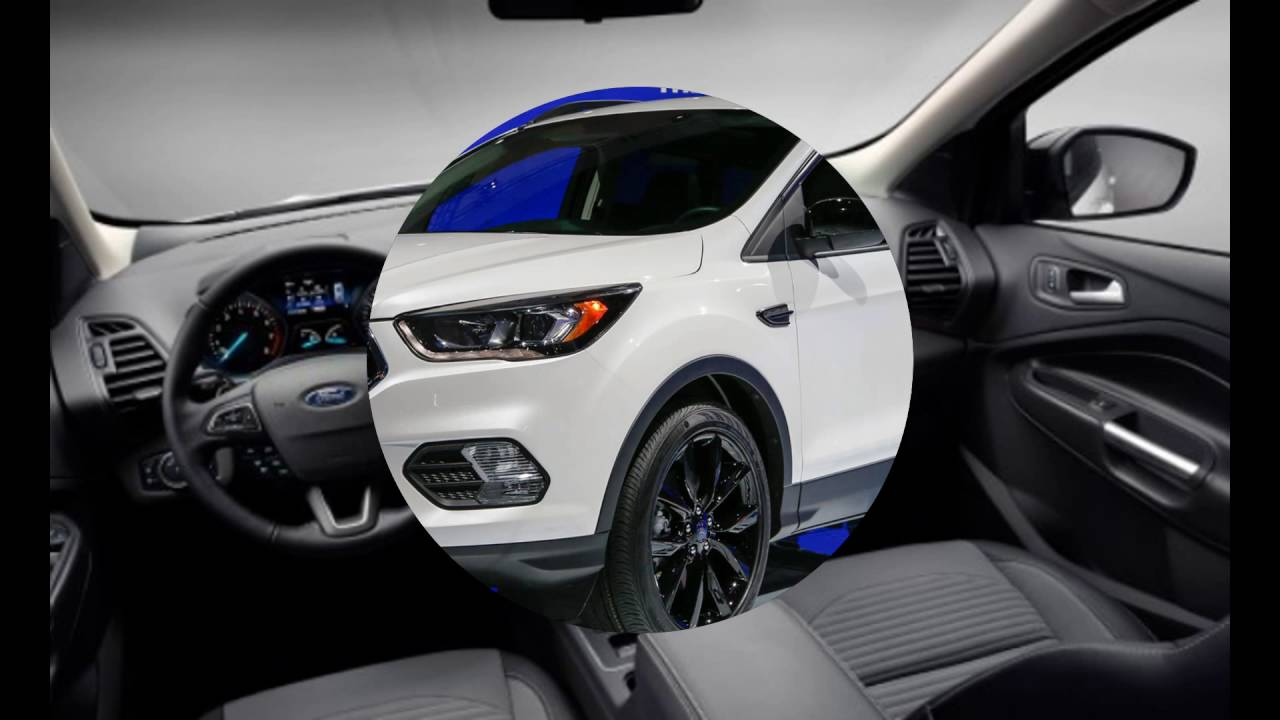 2017 2018 ford escape se sport review specs release date price youtube. Black Bedroom Furniture Sets. Home Design Ideas