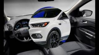 2017-2018 Ford Escape SE Sport ~ Review, Specs, Release date, Price