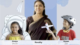Udne Do | Empowering Short Film for Children and Adults | Ft. Revathy | by Aarti Bagdi |