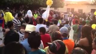 Carnaval en San Antonio Huista 2013