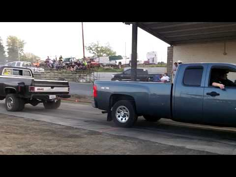 Old VS New CHEVY Trucks
