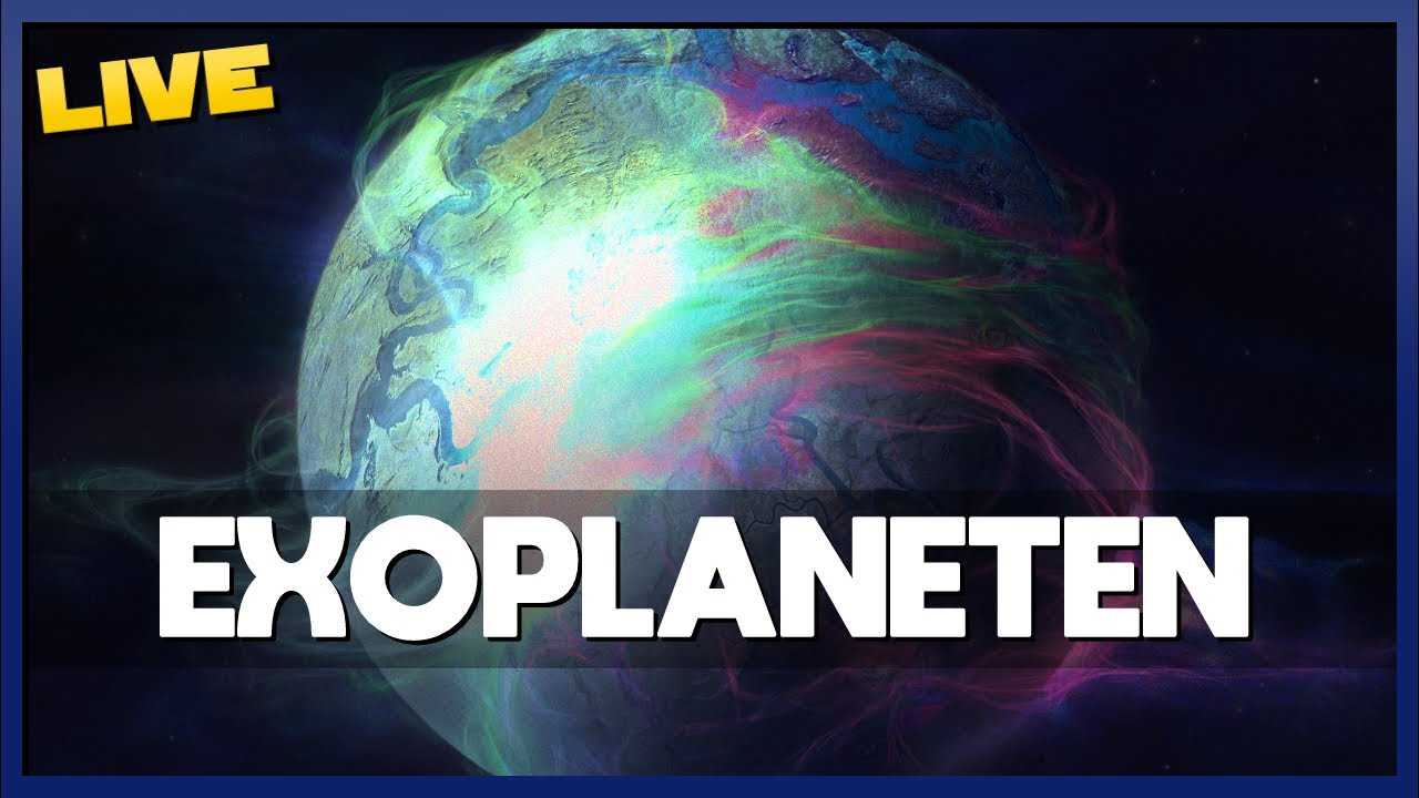 Exotische Exoplaneten - LIVE aus dem Planetarium Köln