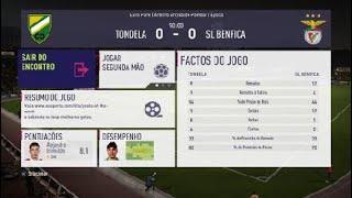 FIFA 18 | 15º Jornada | Tondela VS Benfica