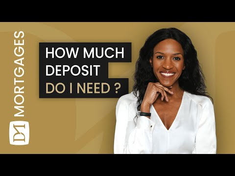 HOW MUCH DEPOSIT DO I NEED TO BUY A HOME? (UK)