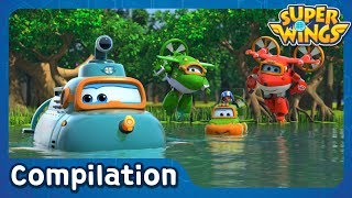 [Superwings s3 full episodes] EP01~EP05