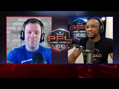 PFL Weekly Podcast Episode 2: with Sean O'Connell, Yves Edwards, Lance Palmer