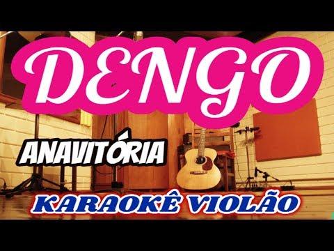 Anavitória -Dengo ( Karaokê Violão)