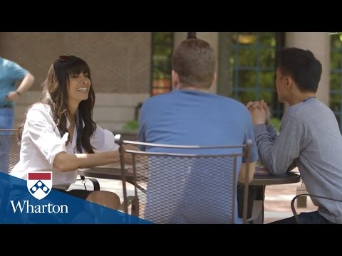 My Wharton Weekends: A Time to Focus