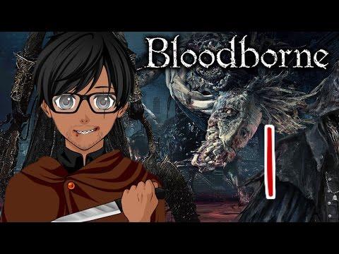 NIGHTMARE BEGINS!!   Bloodborne   Part 1   Twitch Livestream