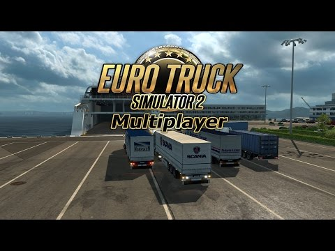 Soobrakajna Nesreka! | Euro Truck Simulator 2 Multiplayer (Volan) (ETS2MP)