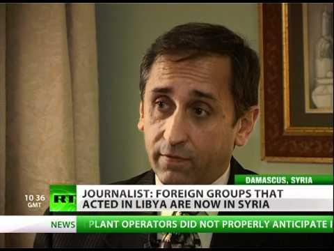 Destination - Islamic Emirates: Syria insurgents spark religious war