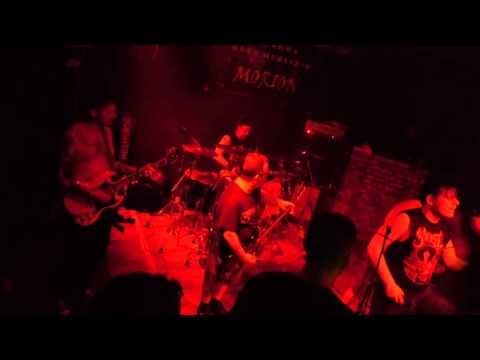Helhorse - Scorch The Earth live @ Morion, Szczecin. 09.05.2013