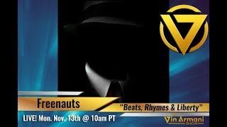 The Vin Armani Show (11/13/17) - Freenauts