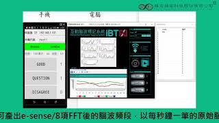 【勝宏精密】EEG訊號整合數位影音教學反饋系統