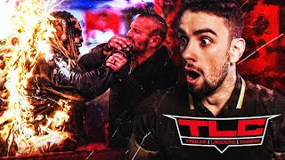 WWE TLC 2020 REVIEW | Falbak