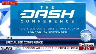 The first global specialized Dash conference