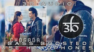Chogada | 3D Audio | Bass Boosted | Loveyatri | Virtual 3d Audio | HQ | Outro Fight It