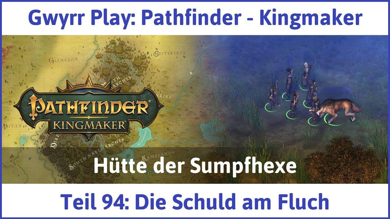 Pathfinder - Kingmaker Teil 94: Die Schuld am Fluch - Let's Play Deutsch #1