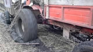 Download трактор т16-м снова грязь Mp3 and Videos