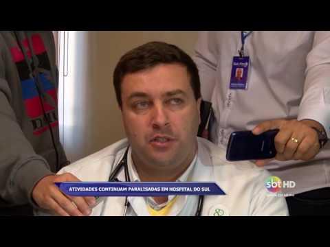 Atendimento voltam a ser realizados no Hospital de São José