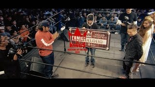 YouTube動画:KING OF KINGS 2016 GRAND CHAMPIONSHIP FINAL DVD Trailer