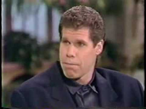 BEAUTY & THE BEAST  Ron Perlman on HOUR MAG March 1988