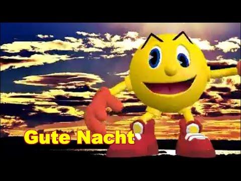 Gute Nacht Schönen Abend YouTube Video Gruß 🌙 ⭐️ Träumen und Schlaf Schlafen Schnarchen ⭐️