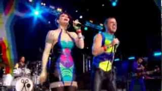 Scissor Sisters - Running Out (Live in Victoria Park, London 2011)