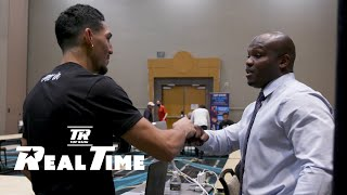 Inside the Fighter Meetings with Loma and Lopez | Real Time EP. 3